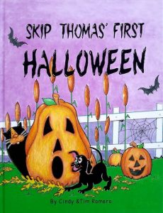 Skip Thomas First Halloween